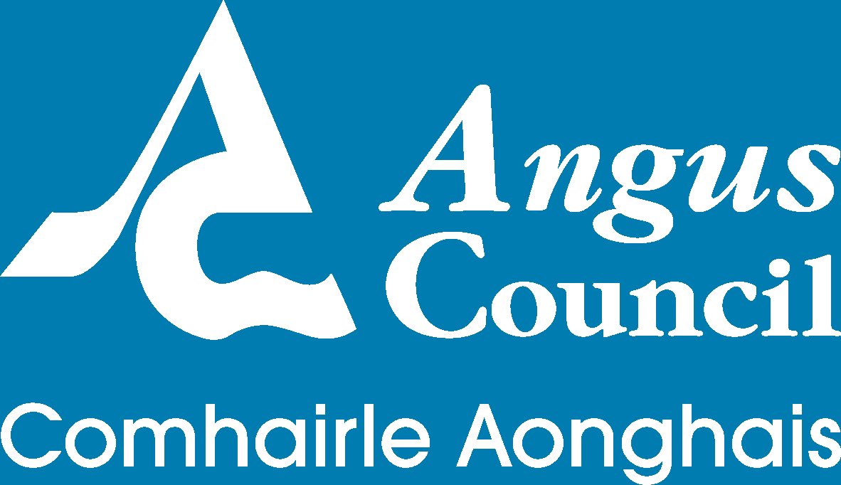 Angus Council home