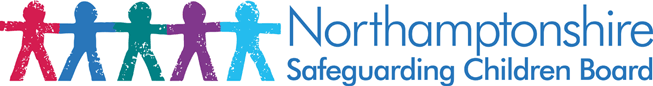 Northamptonshire Safeguarding Children's Board logo
