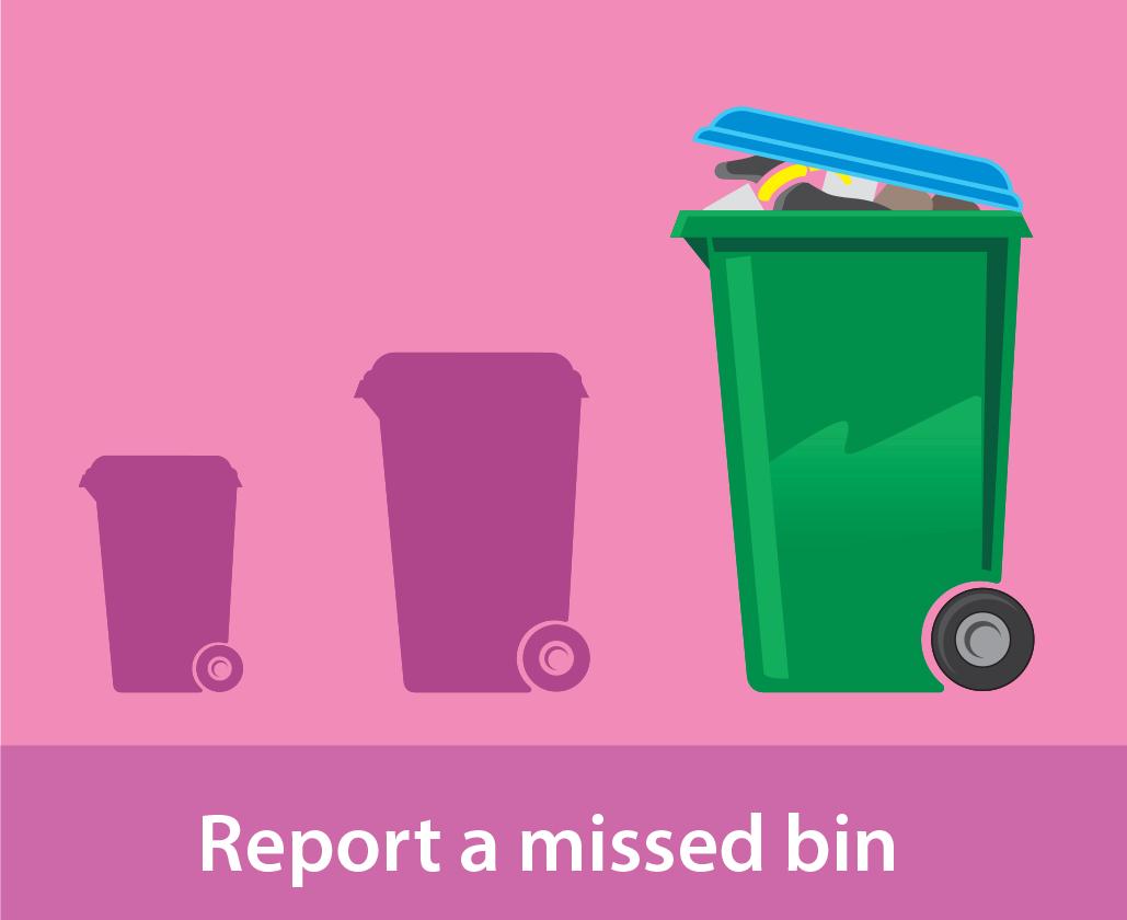 Missed bin